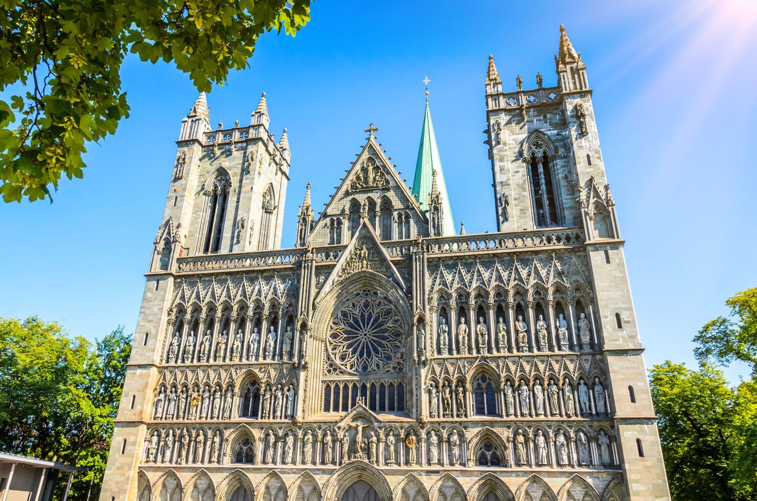 Ever wondered how come there is a Catholic cathedral in Trondheim, but Norwegian are more than 90% Protestant?